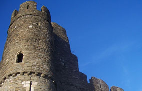 Swansea Castle: money will pay for improvements