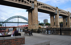 Newcastle: northern cities held back by planning rules, Policy Exchange chief says