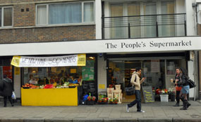 People's Supermarket: Instructed to pay a £78,000 unpaid bill