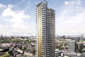 Lend Lease proposals include 37-storey residential tower in Southwark