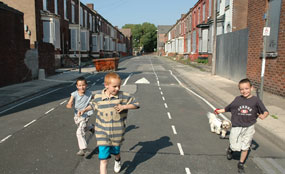 Tax break: The CITR was established to encourage investment in disadvantaged communities