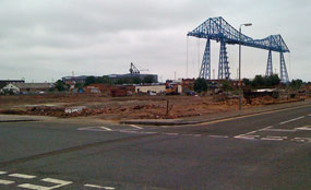 Tees Valley: Enterrpise zone in the making