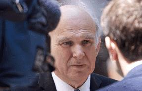 Business secretary Vince Cable unveiled the growth white paper