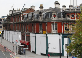 Smithfield: redevelopment plans remain controversial