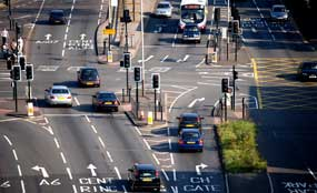 Traffic: fund aims to cut carbon