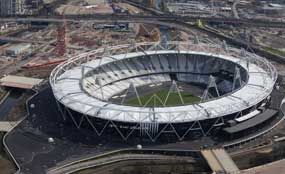 Stadium: OPLC to probe allegations (image from London 2012)