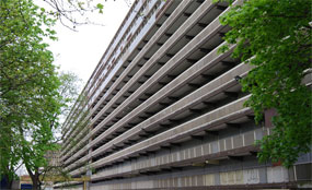 Heygate: demolition will make way for area-wide regeneration