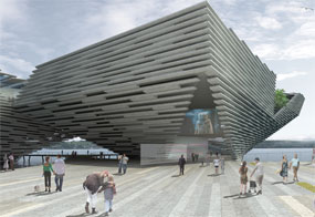 V&A at Dundee: part of wider regeneration plans