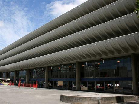 Preston Bus Station: listed status granted