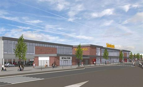 Project Jennifer: plans include a Sainsbury's superstore