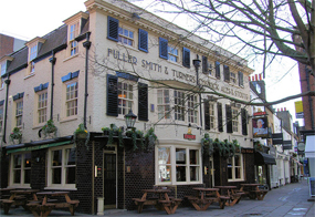 Pubs: 100 listed under new powers