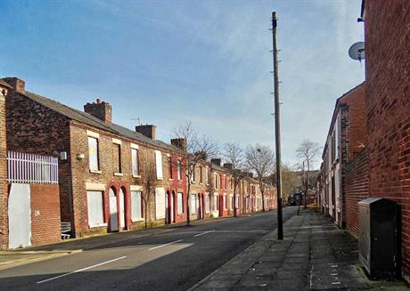 Welsh Streets: council wants to redevelop area