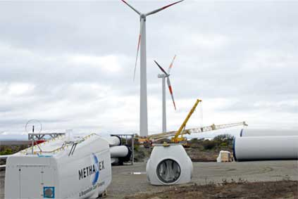 Constructive...local firm has already identified wind power potential