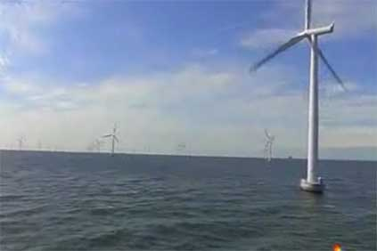PensionDanmark of a 50% equity stake in the 165.6MW Nysted wind farm