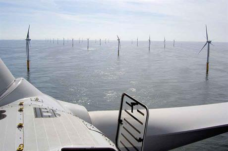 North Sea Wind… Belgian citizens can invest in a community fund that will help maintain Parkwind's existing offshore sites