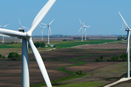 At 600Mw capacity Fowler Ridge I and II will comprise the Mid-West's largest wind farm