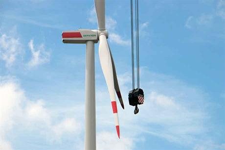 Restructuring… Senvion reduced reorganisation costs and increased order intake from new markets