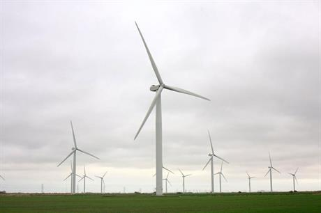 Invested… Stake in Little Cheyne Court wind farm was part of RWE's deal with a government-backed investment fund (pic: Simon-Tunbridge)