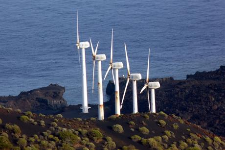 Getting older: Many of the Canary Islands' projects are over ten years old and may need repowering