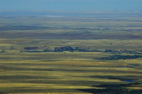 The Cypress Hills,  Saskatchewan (pic SpaceRitual)