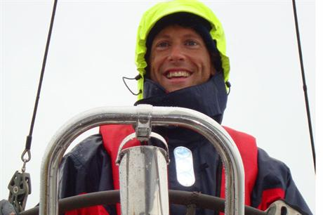 "Charlie Briggs: ""Sailing helps me understand some of the issues. For example, why you need exclusion zones around turbines"""