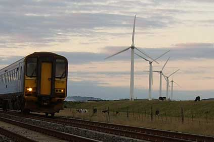 Siddick wind farm in Cumbria was highlighted in the report as a poor performer