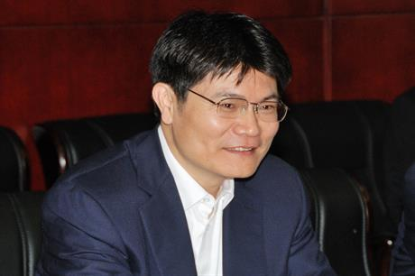 Sinovel founder and chairman Han Junliang