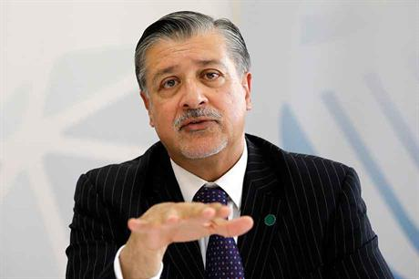 Influential and interesting in 2018 -- Adnan Z Amin | Windpower Monthly