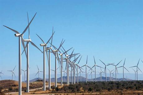 Dispute over support… Alta Wind phases 1-5 received a total $488 million in stimulus grants (pic: Z22)