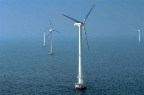 Denmark's Vindeby was the first offshore wind farm in the world