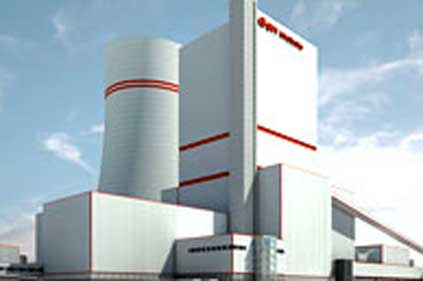 E.on's Datteln coal power plant is planned for North Rhine-Westphalia