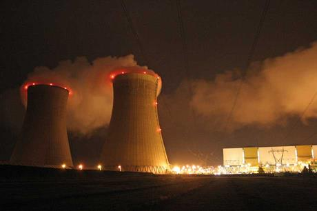 Missing link… EDF claims its nuclear power stations can help integrate more variable renewable generation on to the grid (pic: Serlito/wikimediacommons)