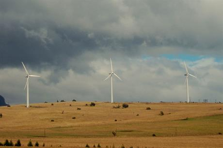 Slow start… Chile has good wind but only 205MW installed through a lack of long-term PPAs (pic: Juan Pablo Garnham)