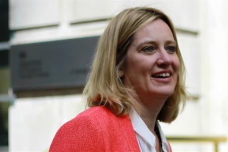 New energy minister Amber Rudd (pic: Decc)