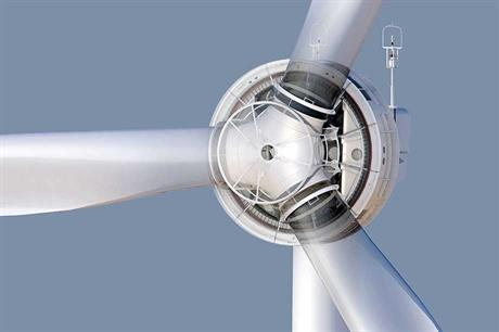 Radical transformation… Enercon's new 3.5MW E-138 EP3 (pic: Enercon)