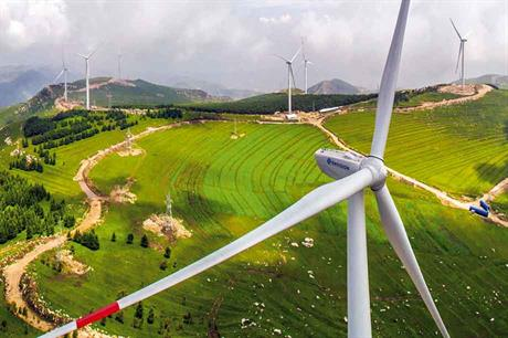 Useful… Envision has low-wind experience from China