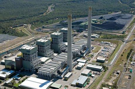 The Eraring power station in New South Wales is on of the largest in Australia (pic: CSIRO/Nick Pitsas)
