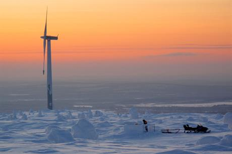 Arctic straits… Cold climates have huge potential, but realising it is challenging (pic:VTT)