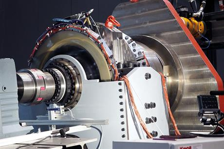 Conical approach… RWTH Aachen's alternative to double-row tapered roller bearings