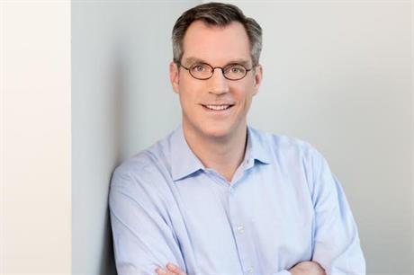 Head of Vattenfall Wind Power Gunnar Groebler