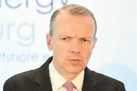 WindEurope CEO Giles Dickson
