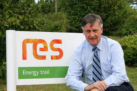 Ian Mays retires as CEO of RES in October