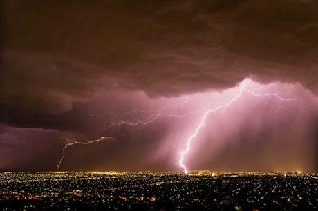 Extreme… South Australia saw up to 80,000 lightning strikes in a single afternoon last September (pic: Johnwestra/flickr)