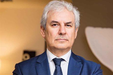 Switching sides… After 18 years with major OEMs in Italy, Francesco Paolo Liuzzi has joined a service provider