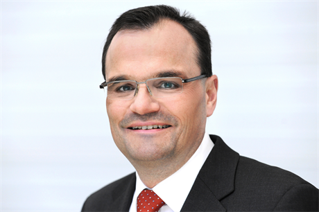 Incoming Siemens Wind Power CEO Markus Tacke