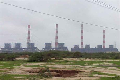 Energy mix… Adani Power plans to build 150MW of wind capacity at its Mundra thermal power plant (pic: Nizil Shah)