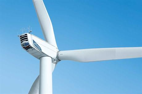The 2.4MW Nordex N117 was one of the standout onshore models in March (pic: Jan Oelker/Nordex)