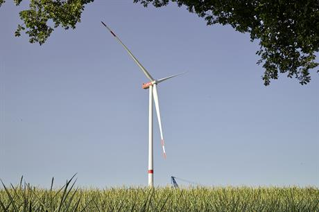 Nordex installed in new N149 turbine in Germany
