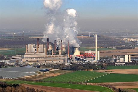 Cheap lignite… Coal is still king for Germany's RWE. It's 2.2GW Neurath power station was built in 2011