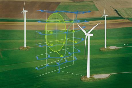 BladeVision… Provides accurate picture of the wind field in front of a turbine